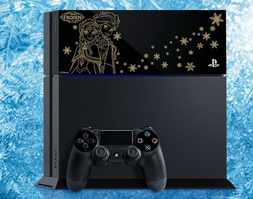 The Force is Strong with this PlayStation news. Ps4_frozen