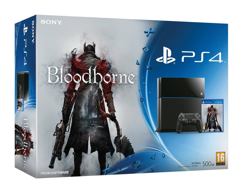 Beware The Games Of March! Bloodborne_ps4_bundle