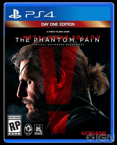 Metal Gear Solid V: The Panthom Pain Release Date Revealed; Editions Detailed Mgsvtppus-ps4png-3b0251_400w