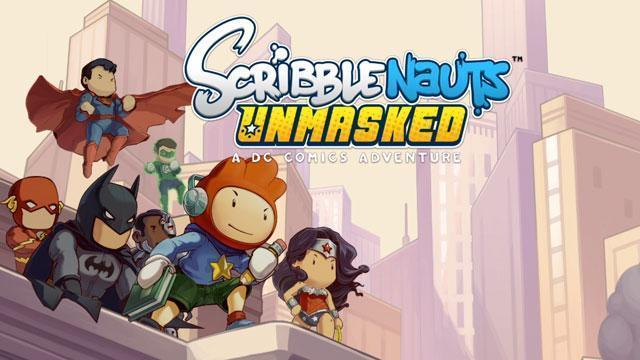 Scribblenauts Unmasked Scribblenauts