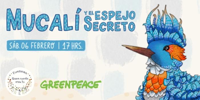"""LYFtvNews en español : """"Mucalí y el espejo secreto""""  Fundación Quien cuenta eres tú 6019715a5546d"""