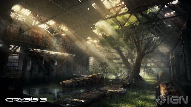 رباعية الالعاب المنتظره Sniper GW 2+Tomb Raider +Crysis 3+Metal Gear Rr لعام 2014 Crysis-3-warehouse-concept-artjpg-84361c_640w