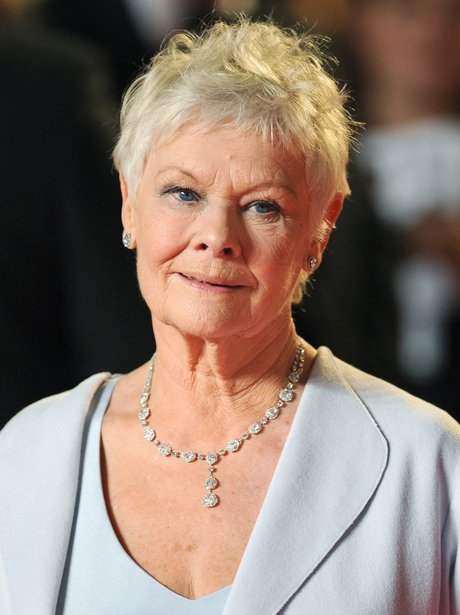 Then and now. Dame-judi-dench--1411655440-view-1