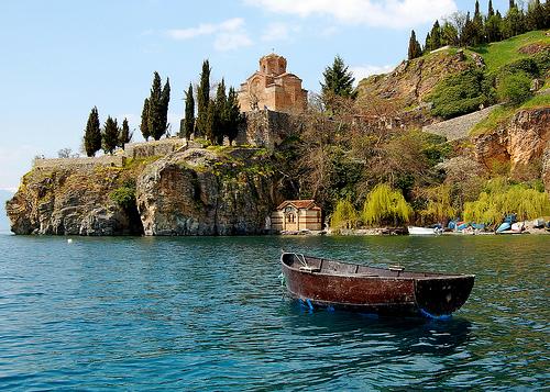 Republika Makedonija Ohrid-makedonija