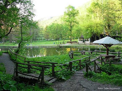 Banje i jezera Srbije Sokobanja-sasa