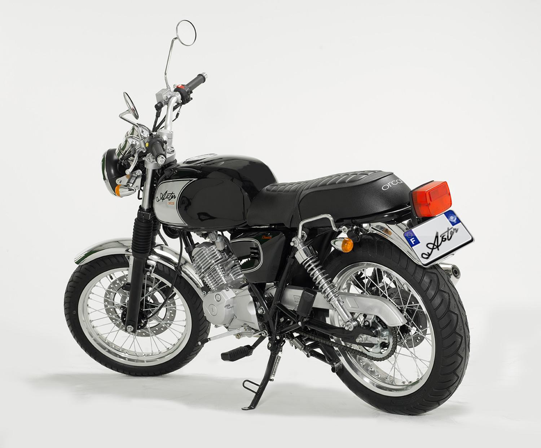 Motos chinas vintage Astor-noir3