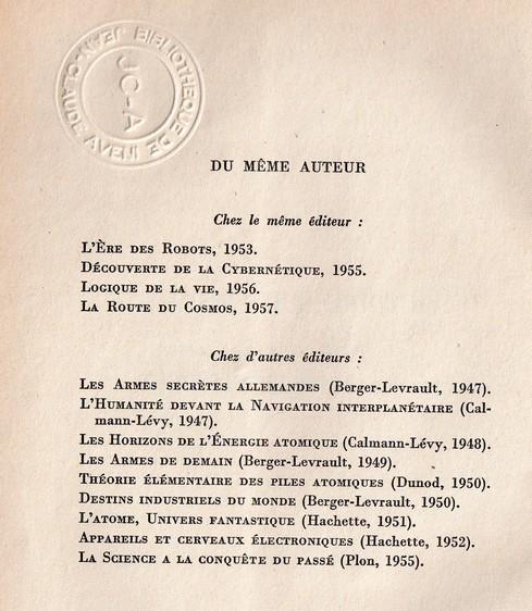 Littérature Spatiale des origines à 1957 - Page 19 Ducrocq-biblio-icon