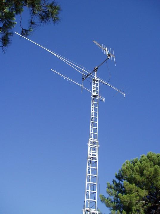 Dissolution de l'AMSAT-France Antennes