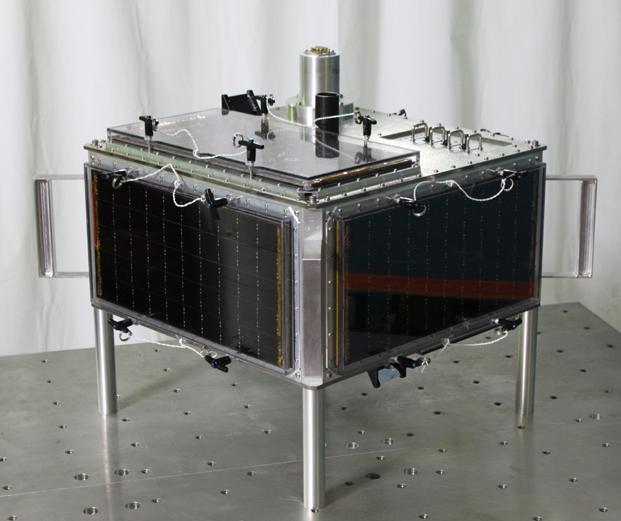 ISS : Expédition 26 Arissat-1