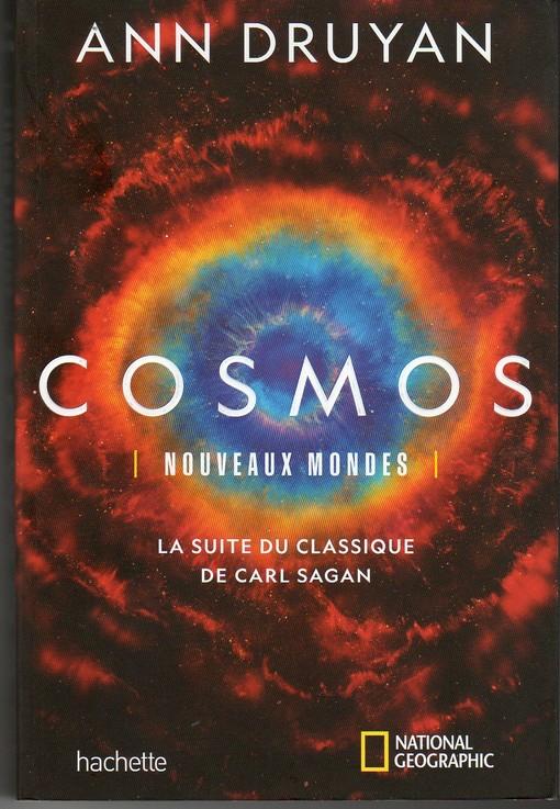 [Littérature] Cosmos d'Ann Druyan Cosmos1