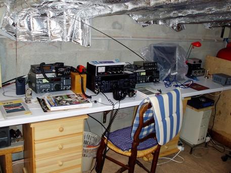 ISS et TV amateur Station-TK5GH