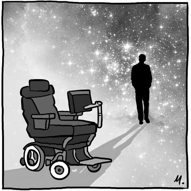 Décès de Stephen Hawking Stephen