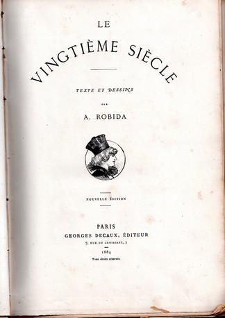 Littérature Spatiale des origines à 1957 - Page 11 Xxe-siecle-Robida-1884047