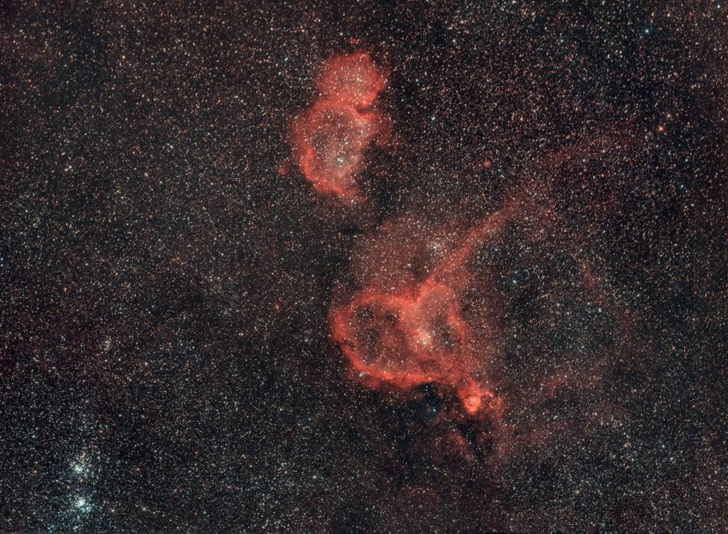 Nébuleuses au A7s défiltré au 200mm f/2.8 IC1805-1848_A7s_1Mp
