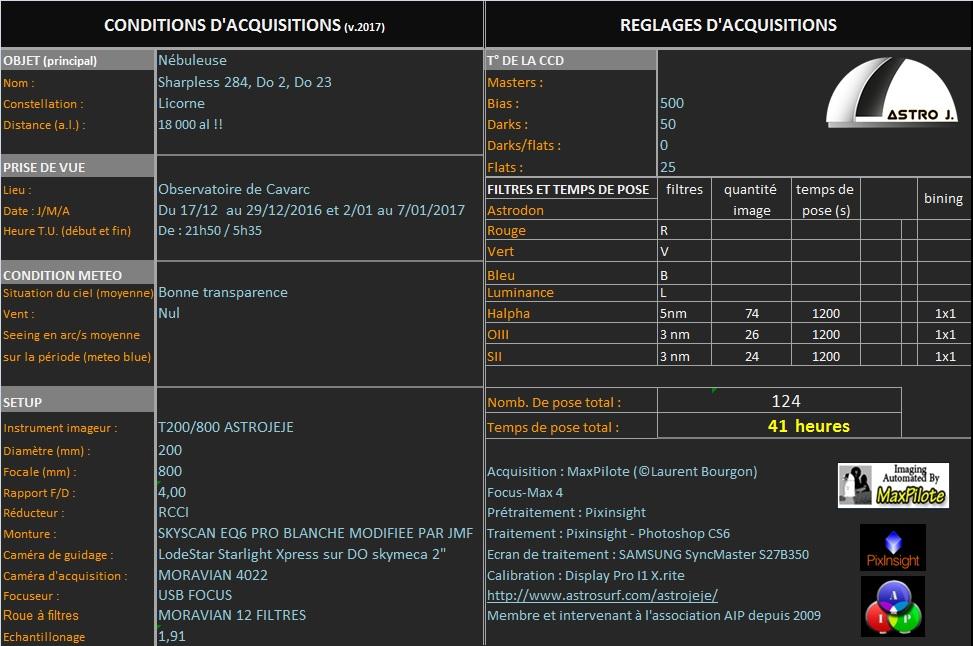 Sharpless 284 NT200 ASTROJEJE Sh2_284