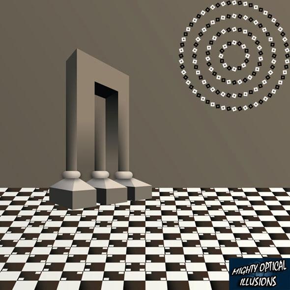 Иллюзия восприятия 1347