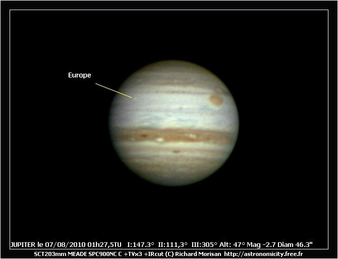 Nouvelle image Jupiter du 07/08/2010 Crbst_J20100807_012734TU_RMO0