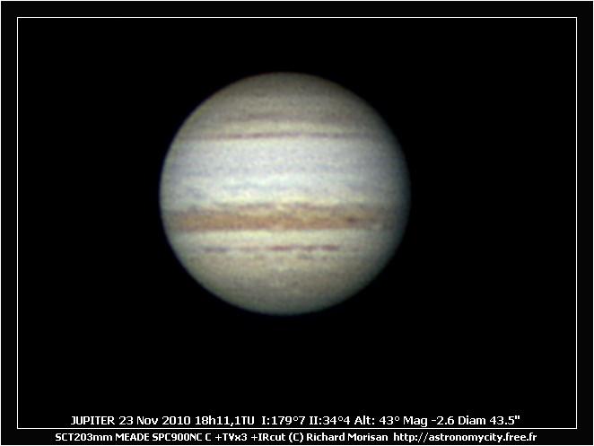 Traitement Jupiter des 23 et 24 novembre Crbst_J20101123_18h111_Rmo