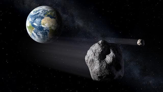 Asteroide vai passar muito próximo da Terra em 15 de fevereiro Asteroid_earth