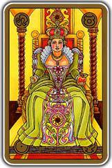 Колода Симболон «Symbolon» Людмила Смирнова  - Страница 2 Queen