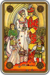 Колода Симболон «Symbolon» Людмила Смирнова  - Страница 3 Wedding