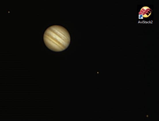 Petit test traitement planétaire Jupiter_AVIstack