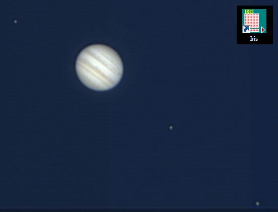 Petit test traitement planétaire Jupiter_iris_bf