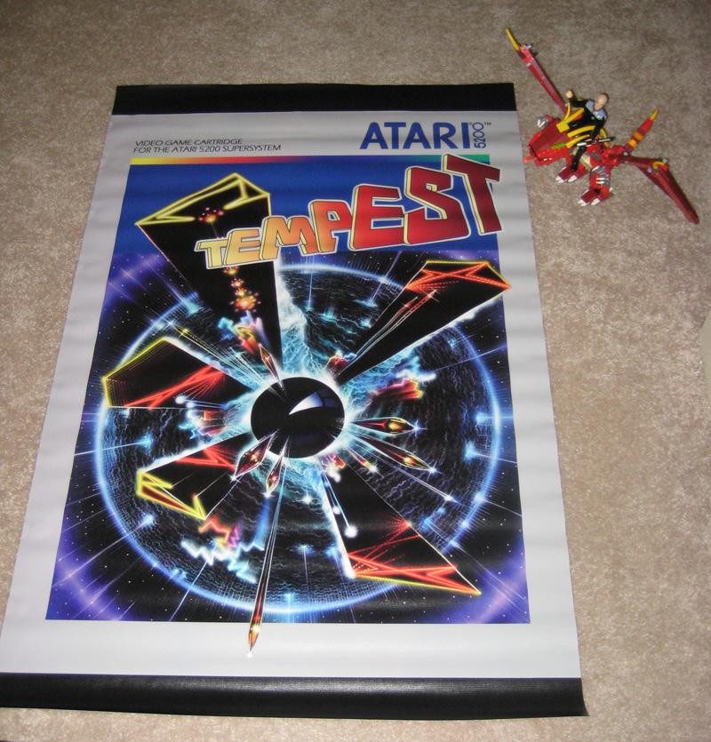 Atari 5200 Tempest Tempest_banner