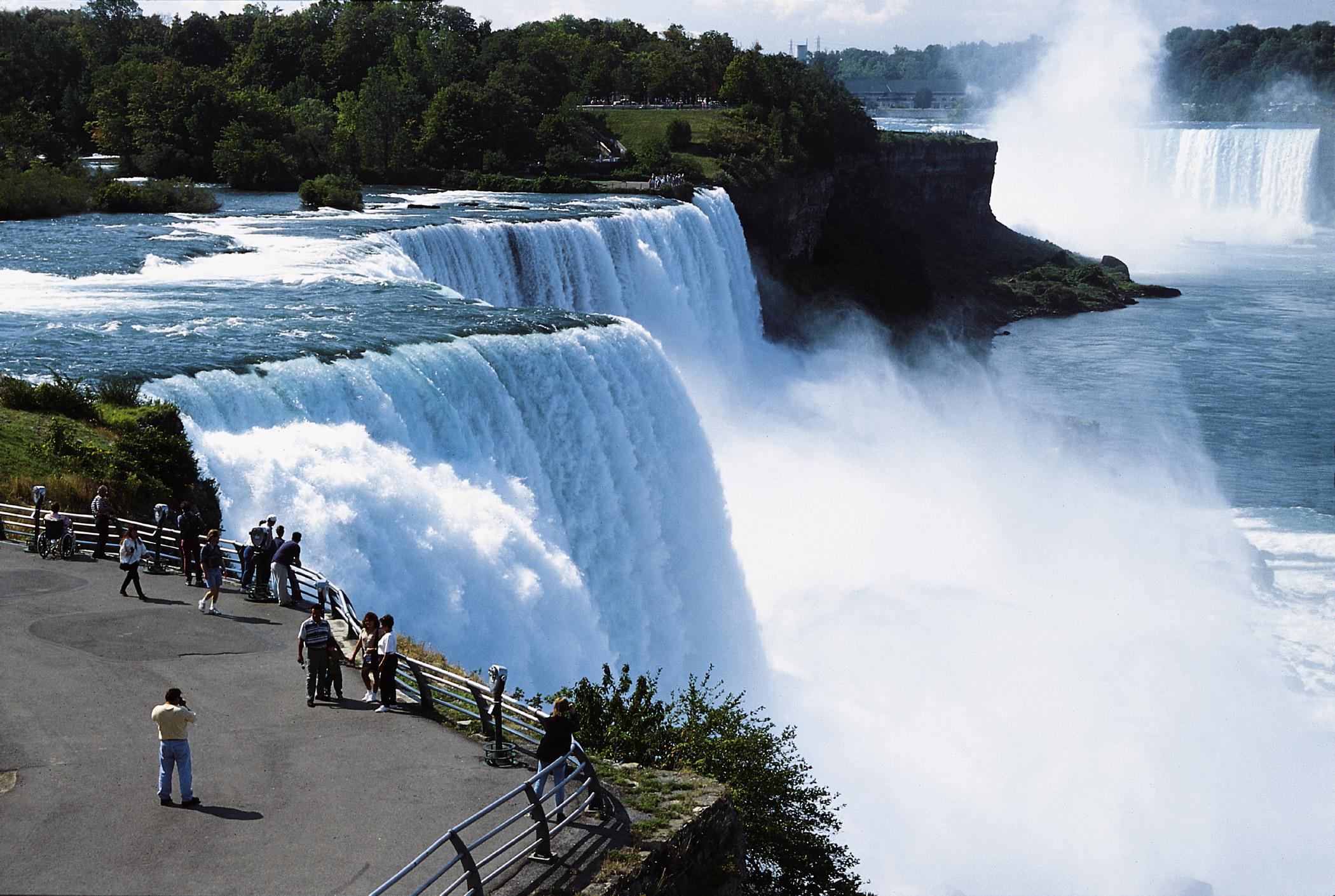 Top 5 mjesta koja morate fotografirati prije smrti Niagara-falls-us