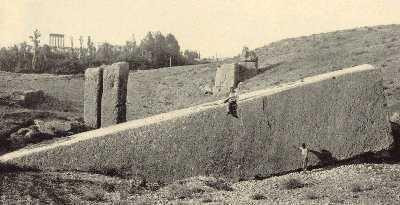 Les Mystérieuses constructions antiques que peut-on en penser? Baalbek