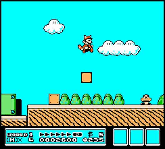 The BIG Mario Vote Thread! Voting Closed, Top Ten Unveiled - Thanks For Playing! - Page 6 Supermariobros3jump