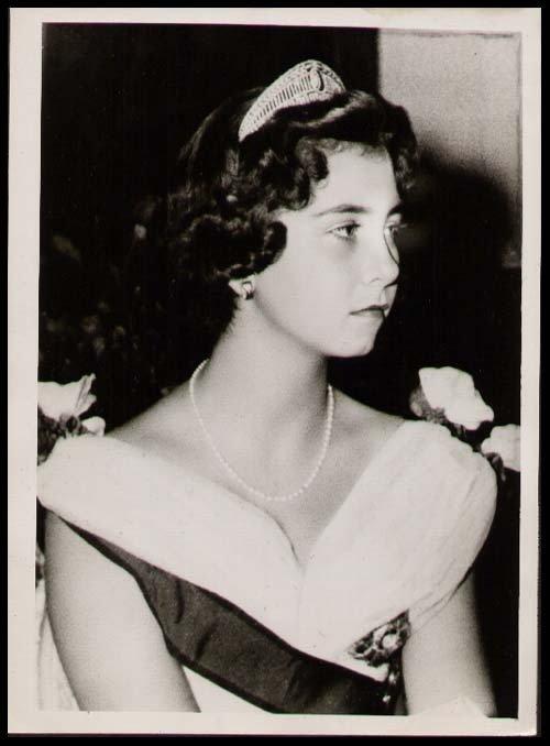 FEDERIKA DE HANNOVER Princesadegrecia-en-su-mayoria-de-edad
