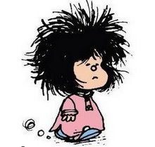 Como te sientes (imagen)  Mafalda-despeinada