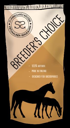 Rehuhuone Breeders-choice