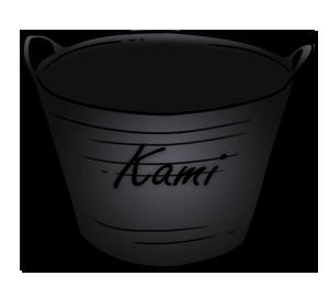 Kamin ruokinta Kami_a