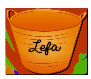Lefan ruokinta Lefa_a