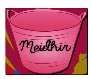 Meidhirin ruokinta Meidhir_a