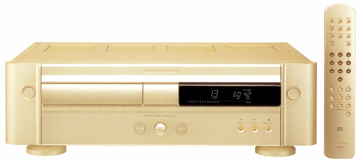 MARANTZ CD 80 Cd-15