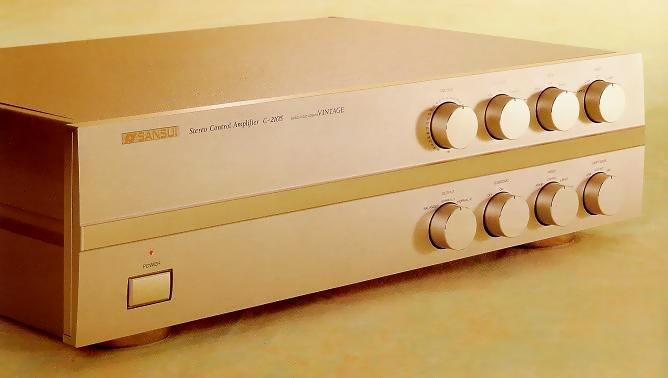 Sintonizadores C-2105vintage