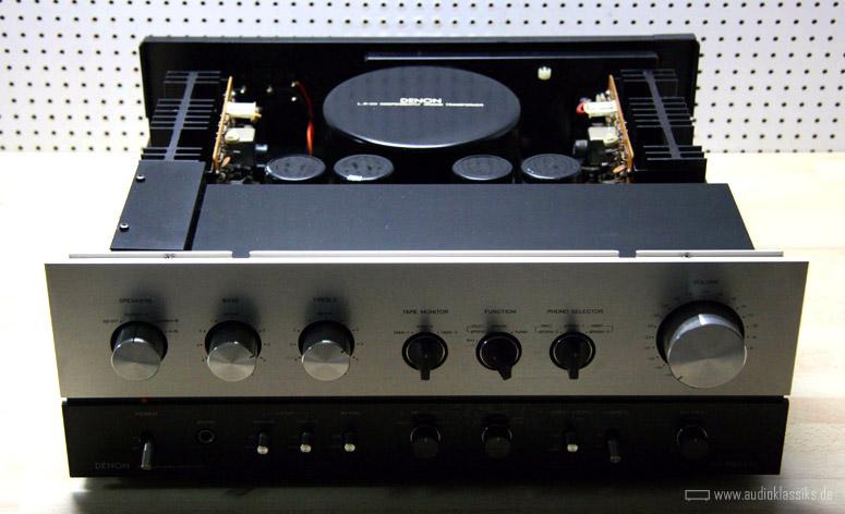 amplification des 18Ti DENON.PMA.850.02