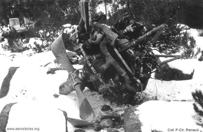 La Guerre d'Algérie en images Archive-guerre-algerie-avion2-abattu-aith-melloul-aures-4-2-1962