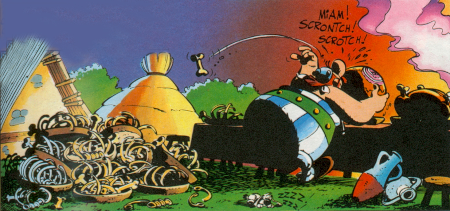 ¿Por qué elegiste tu nick cuando te registraste en Popuheads? - Página 5 Obelix-Mange