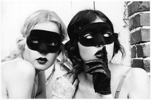 Masques dans l'art Ellen%20von%20unwerth5