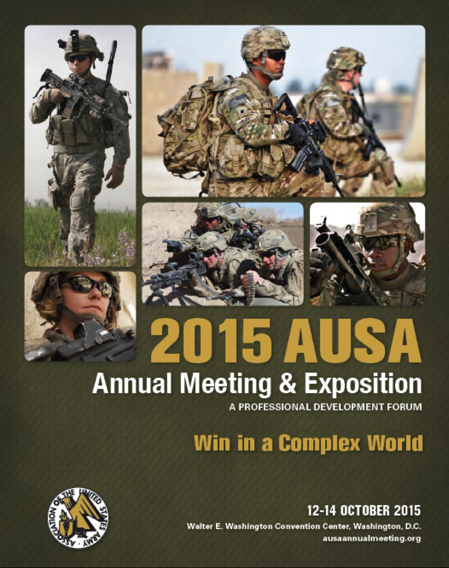 AUSA 2015 AM-Prelim-Program