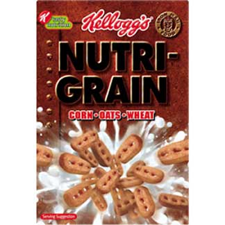 FAVORITE CEREALS? (you can have more than one) NutriGrain345