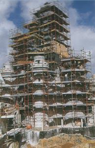 Foto e video della costruzione dei parchi 573016593