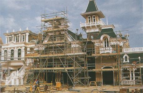 Foto e video della costruzione dei parchi 573017740
