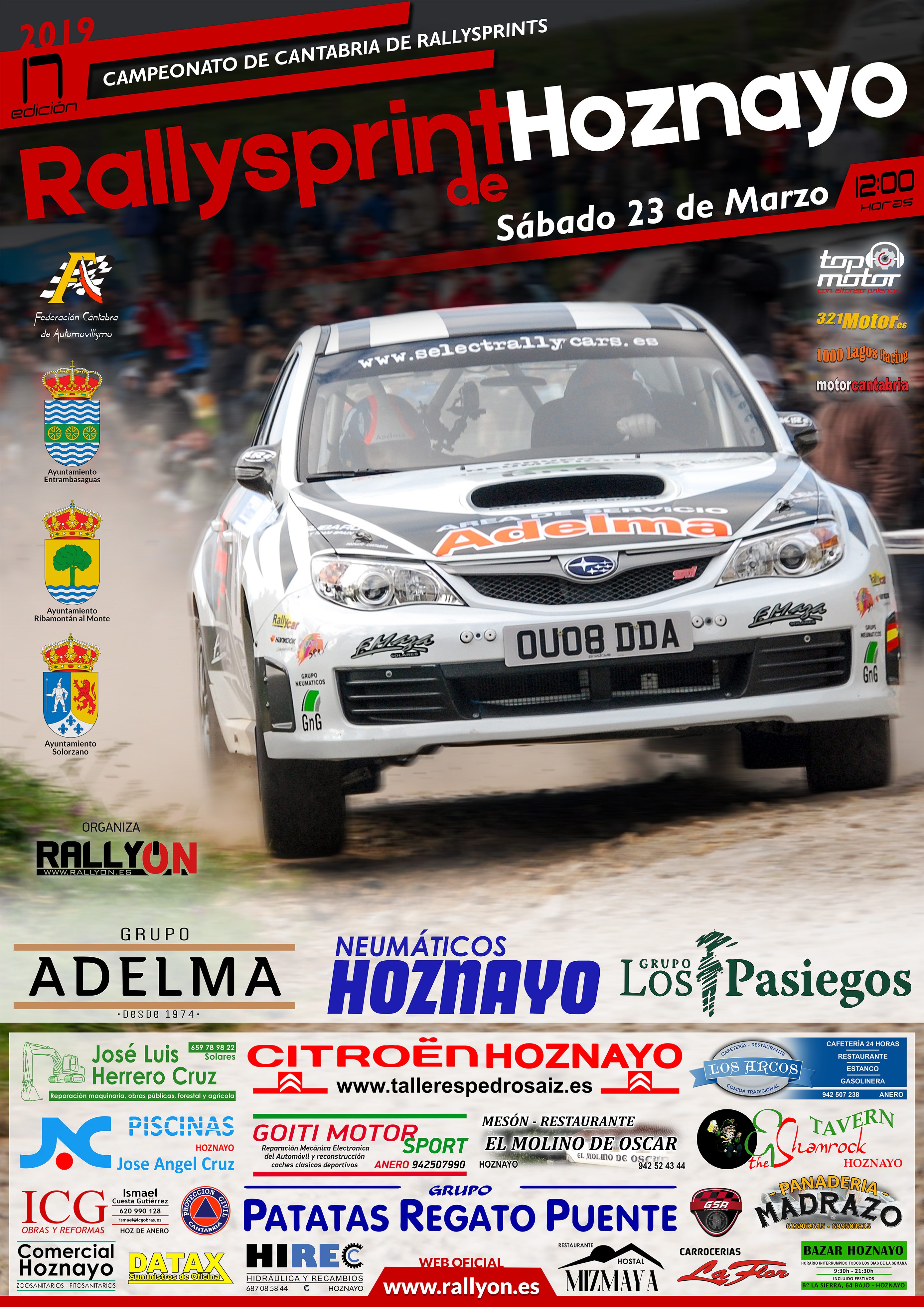 Campeonatos Regionales 2019: Información y novedades - Página 8 Cartel_oficial