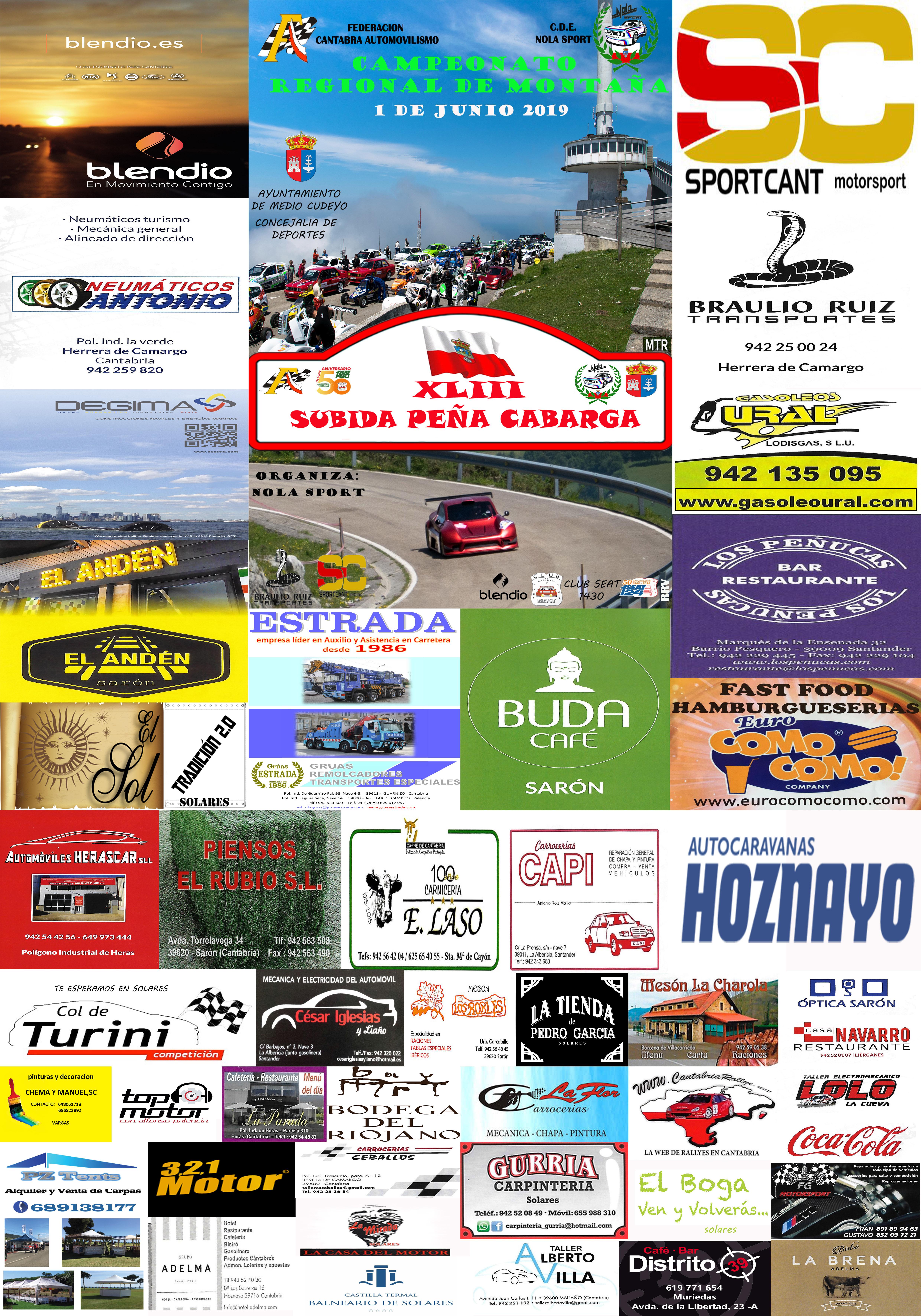 Campeonatos de Montaña Nacionales e Internacionales (FIA European Hillclimb, Berg Cup, MSA British Hillclimb, CIVM...) - Página 27 Cartel_oficial