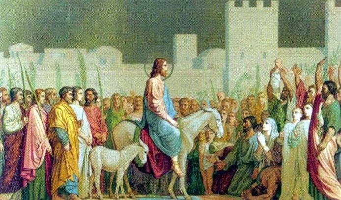 La semaine sainte ( AVIS : enseignement et non débat ) Joeatgqo